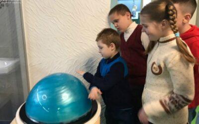 В Детском технопарке «Кванториум» побывали дети из Интерната №2