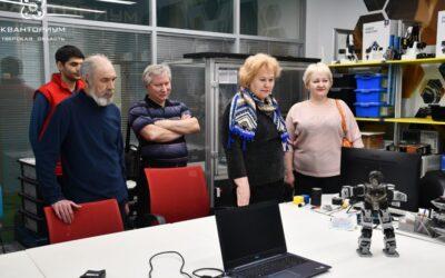 Институт усовершенствования учителей в детском технопарке «Кванториум»