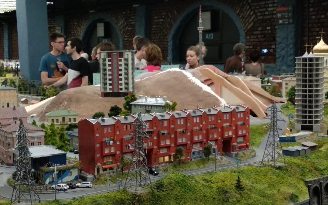 Перенимаем профессиональный опыт создателей проекта «Гранд макет России»