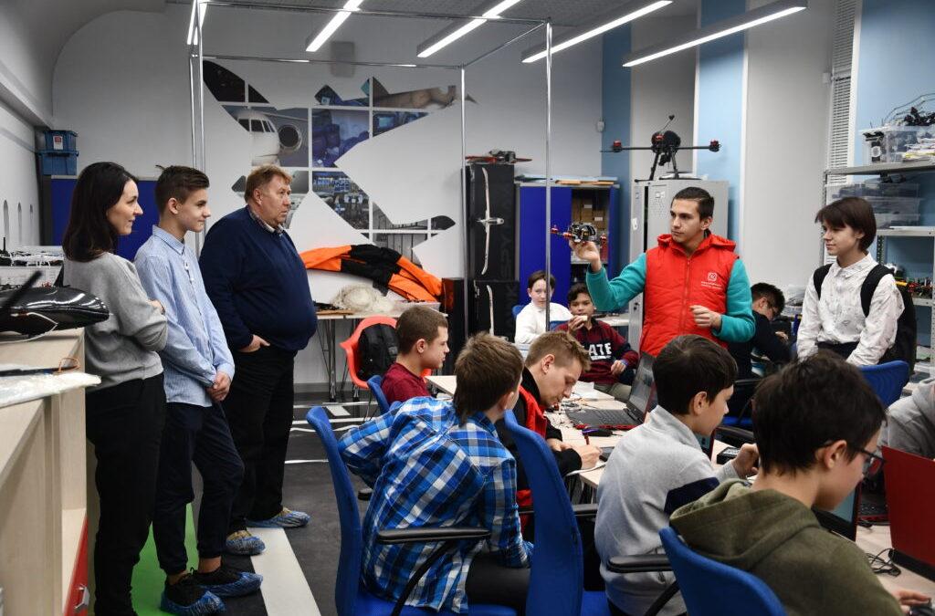 """День открытых дверей в детском технопарке """"Кванториум"""""""