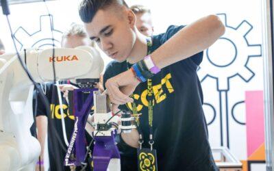 «Lemniscata» на Международном конкурсе детских инженерных команд «Кванториада» — 2019