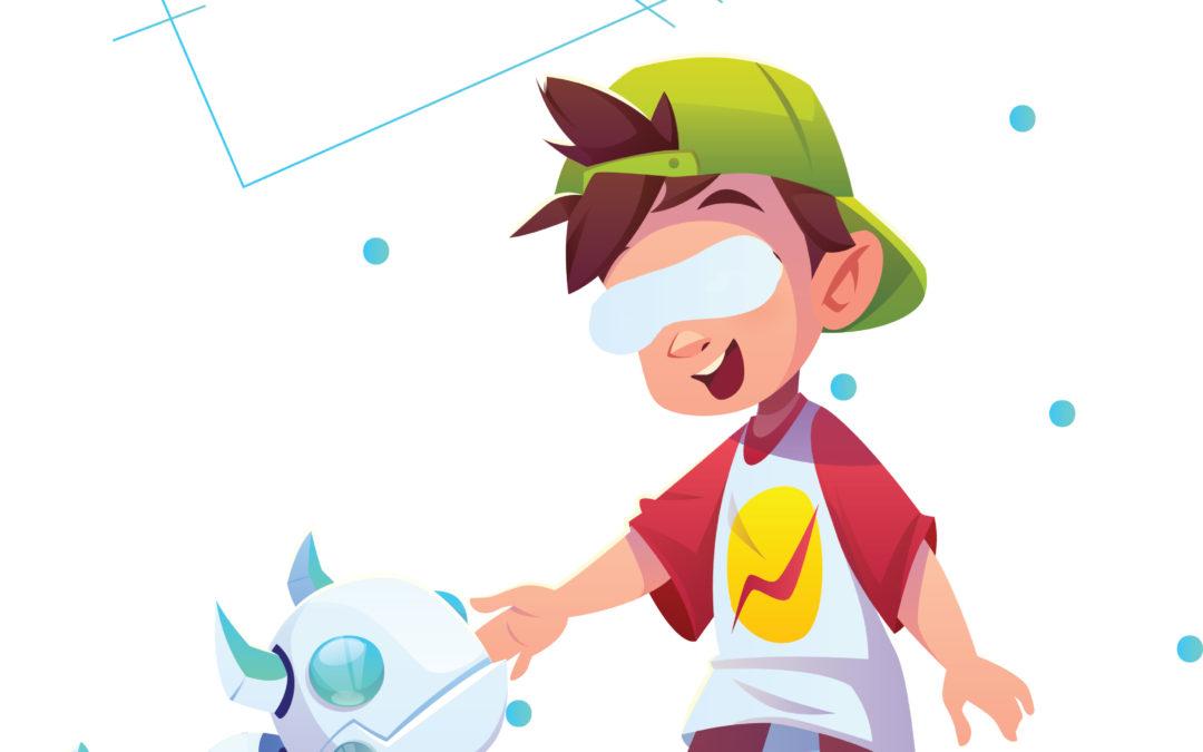"""Детский технопарк """"Кванториум"""" объявляет набор детей в возрасте от 12 лет в группы промышленной робототехники и виртуальной и дополненной реальности"""